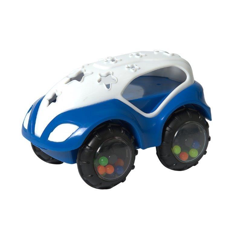 Машинки для малышей Baby Trend Машинка-неразбивайка Baby Trend бело-синяя x trend
