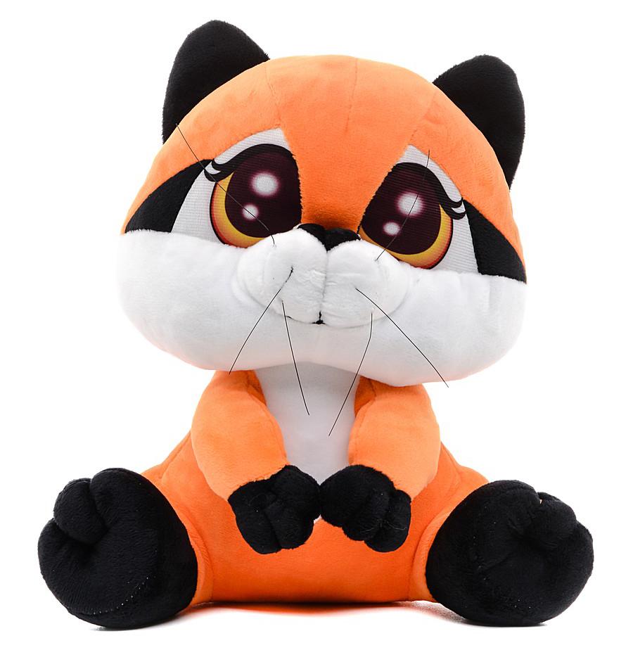 Мягкие игрушки СмолТойс Енотик Сенька 26 см смолтойс мягкая игрушка собачка 45 см