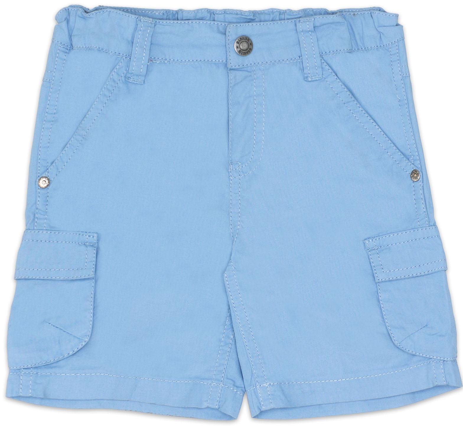 Шорты Barkito Шорты для мальчика Barkito Пираты семи морей, голубые шорты barkito шорты джинсовые для мальчика barkito супергерой голубые