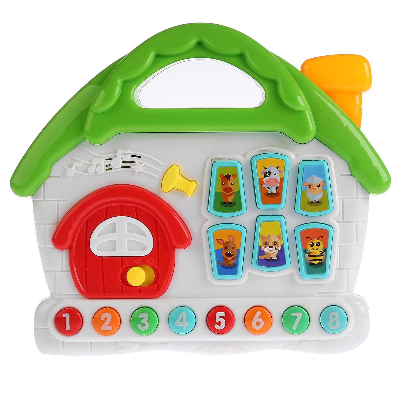 Развивающие игрушки Умка Стихи М. Дружининой развивающая игрушка умка пожарная машинка со стихами м дружининой