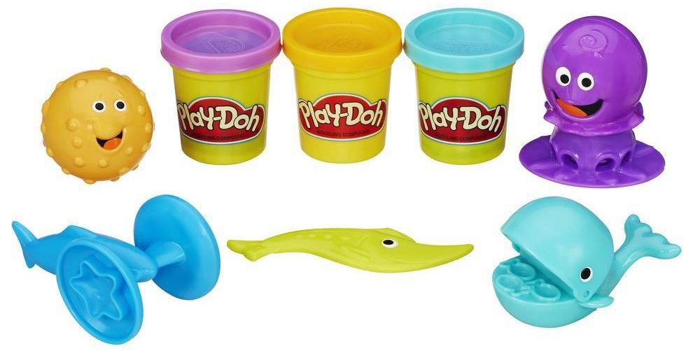 Play-Doh Play-Doh Подводный мир - Хобби и творчество