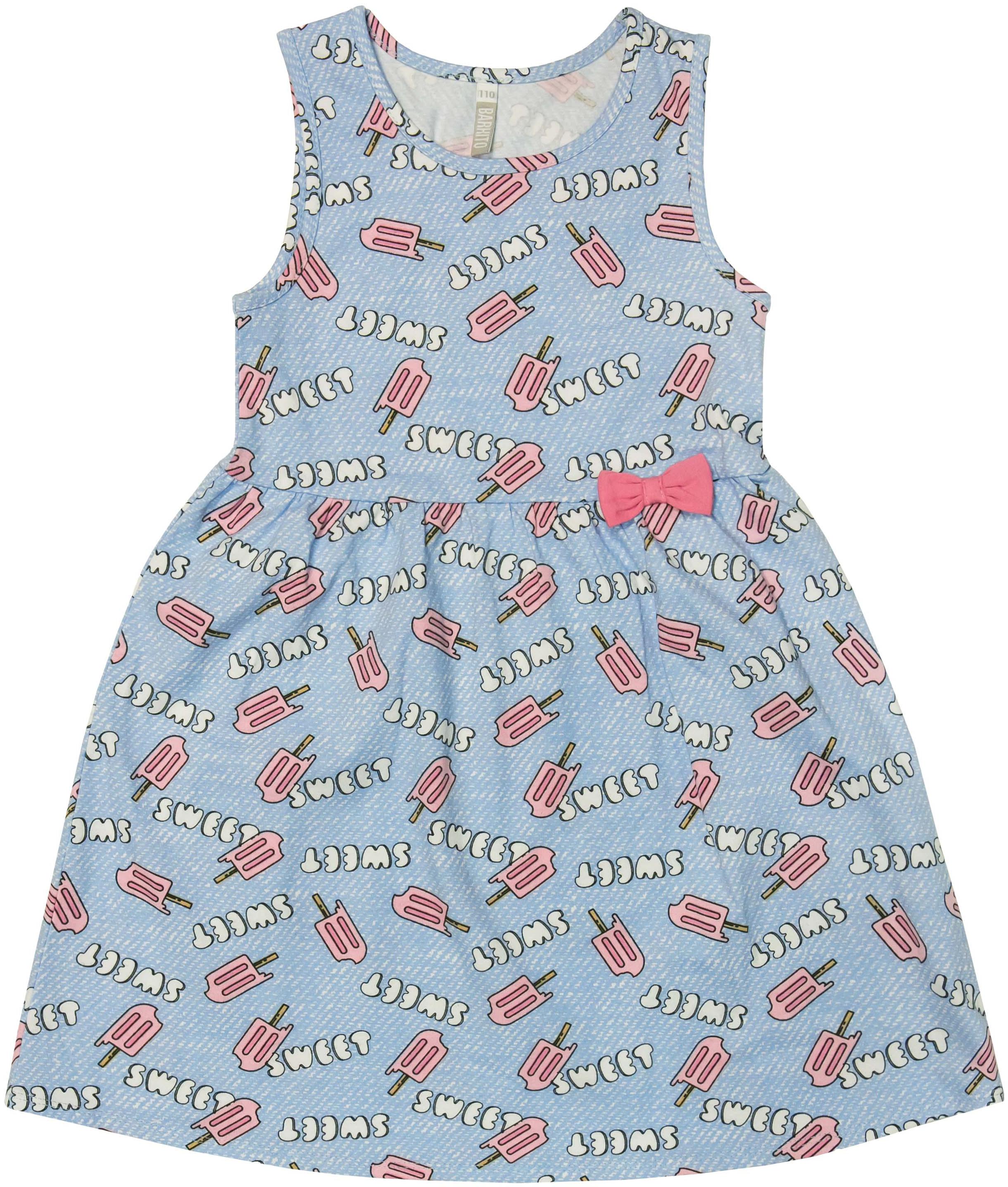 Платье детское Barkito Сладкоежка-1 S18G3014J