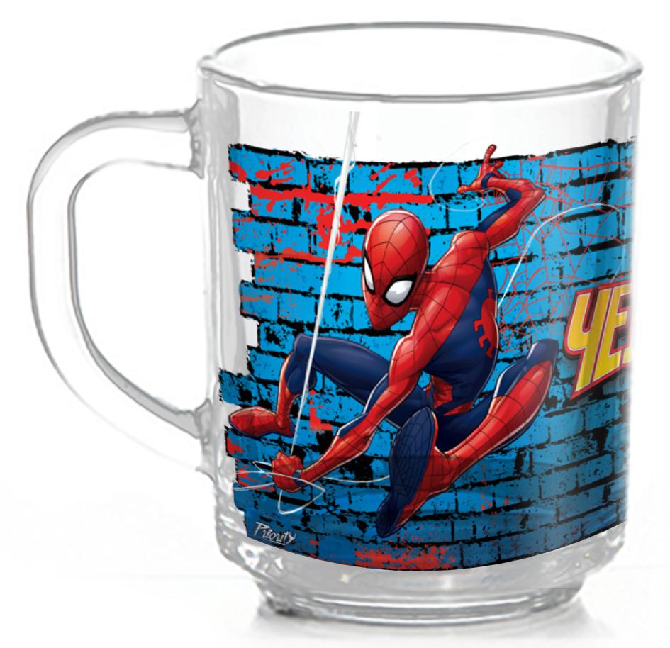 Фото - Набор посуды Приор Групп Человек паук академия групп чемодан на роликах человек паук