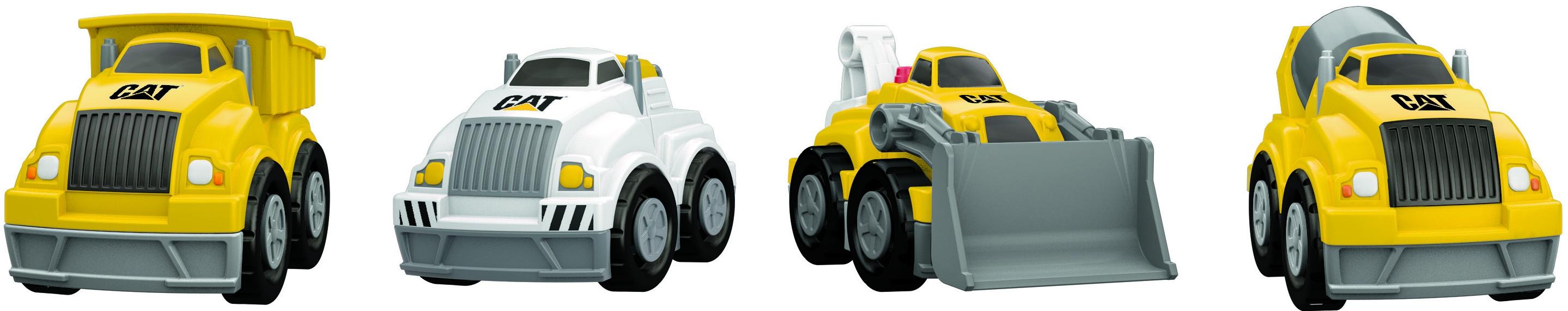 Машинки для малышей Mega Bloks Маленькие веселые машинки конструктор mega bloks веселые качели