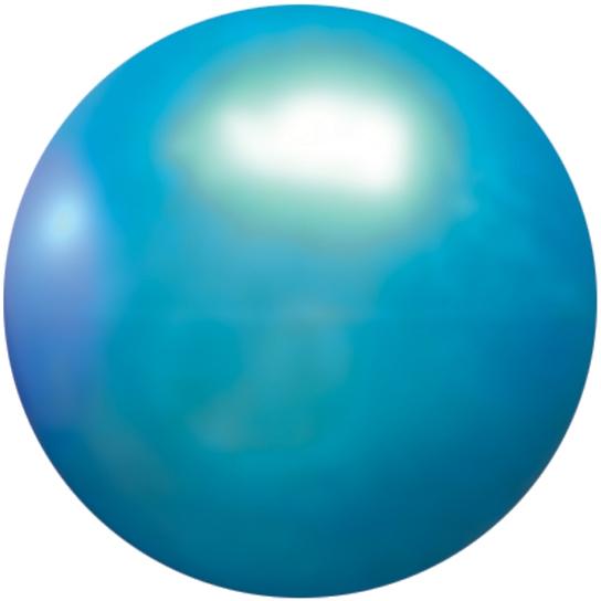 Мячи 1toy Мяч 1TOY перламутровый ПВХ 23-25 см агния барто агния барто книга стихов