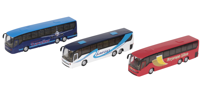 Машина HTI Городской автобус