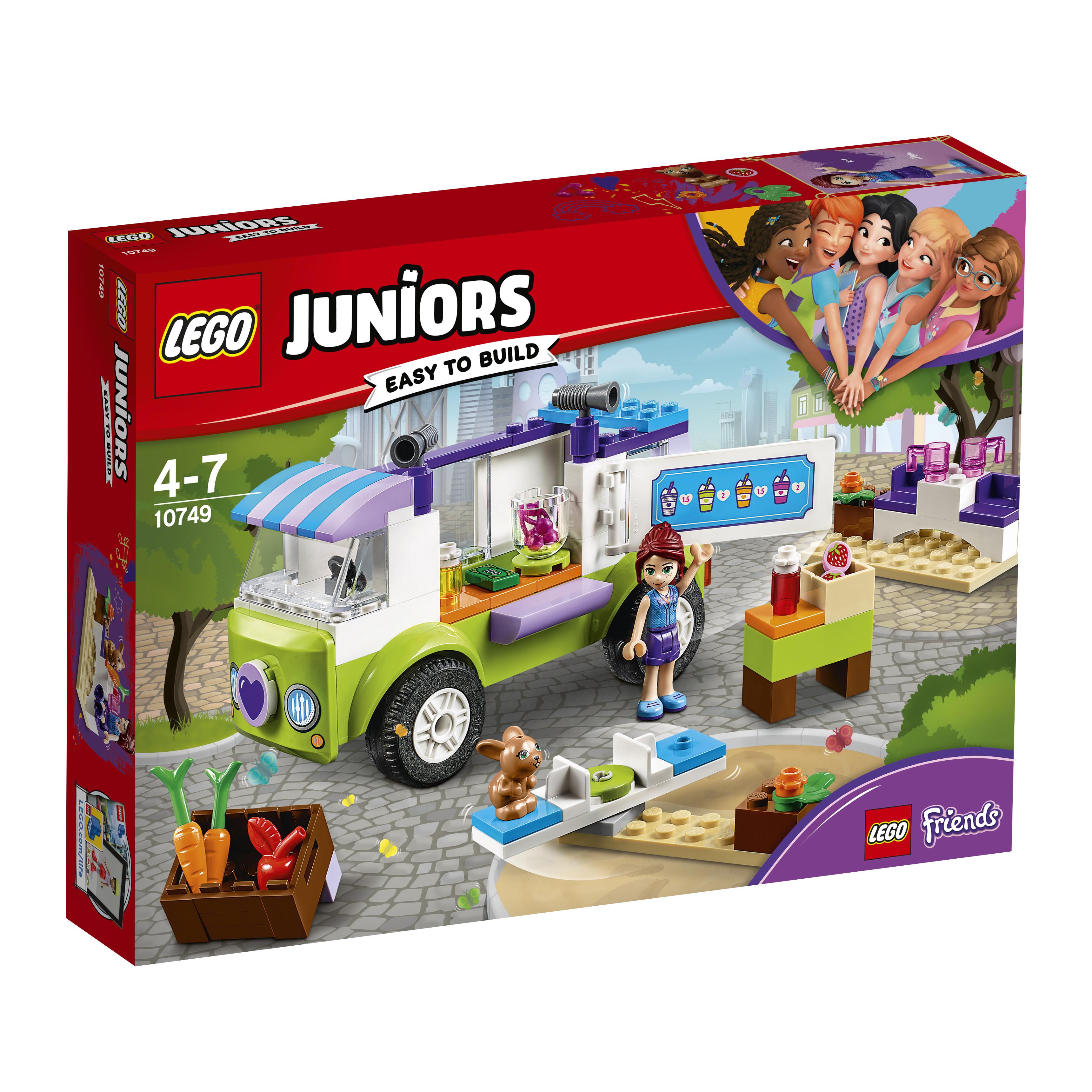 Конструктор LEGO Juniors 10749 Рынок органических продуктов цена