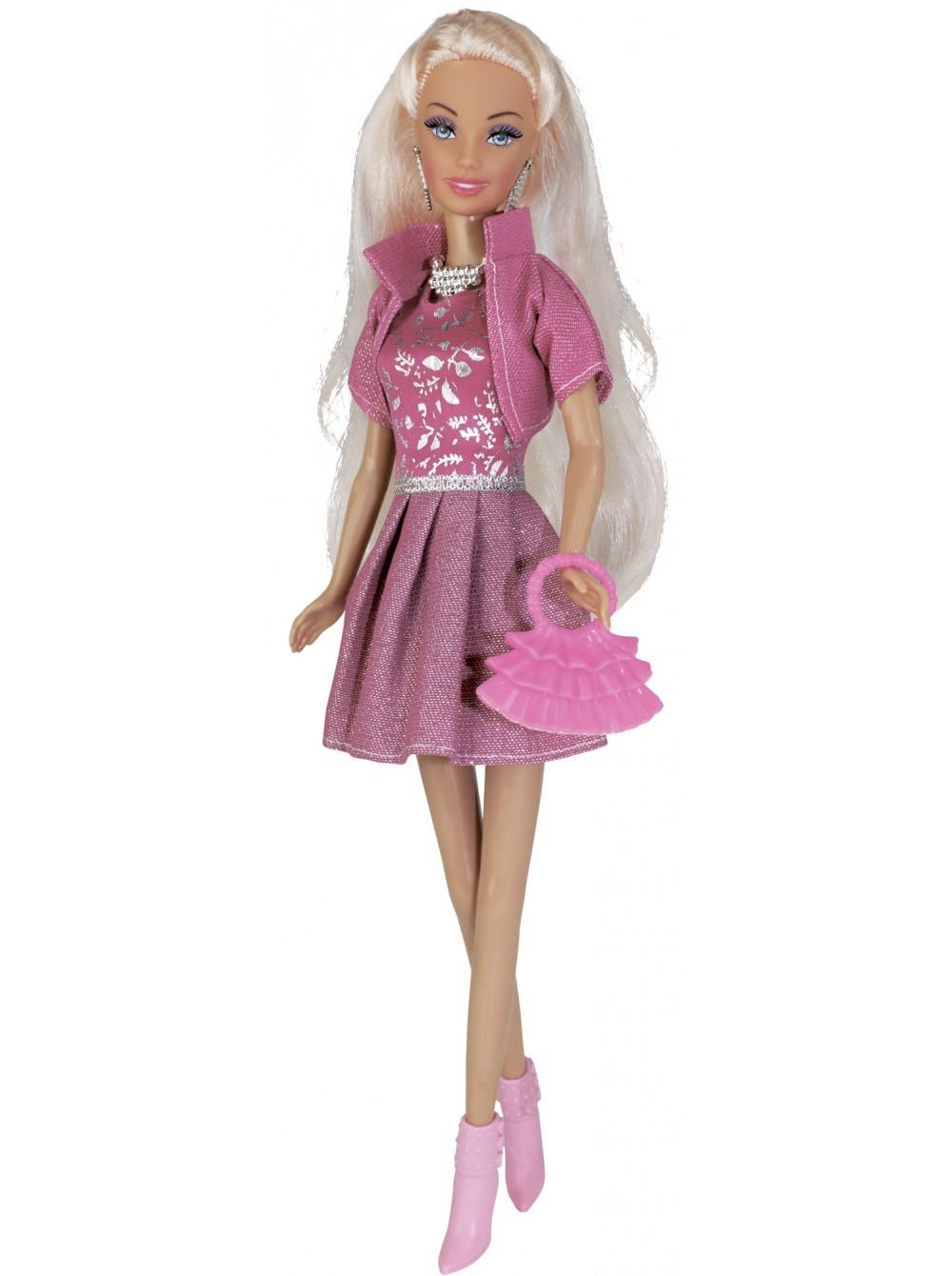 Кукла ToysLab Ася. Сверкай как бриллиант набор кукла ася джинсовая коллекция 28 см дизайн 1 toyslab ася