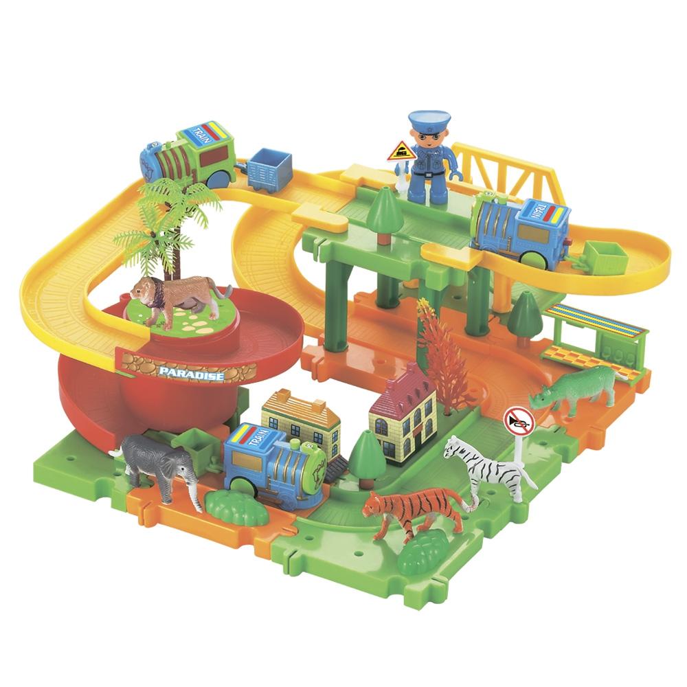 Купить Железная дорога, Сафари, 1шт., Bebelot BBA1612-008, Китай, Мужской