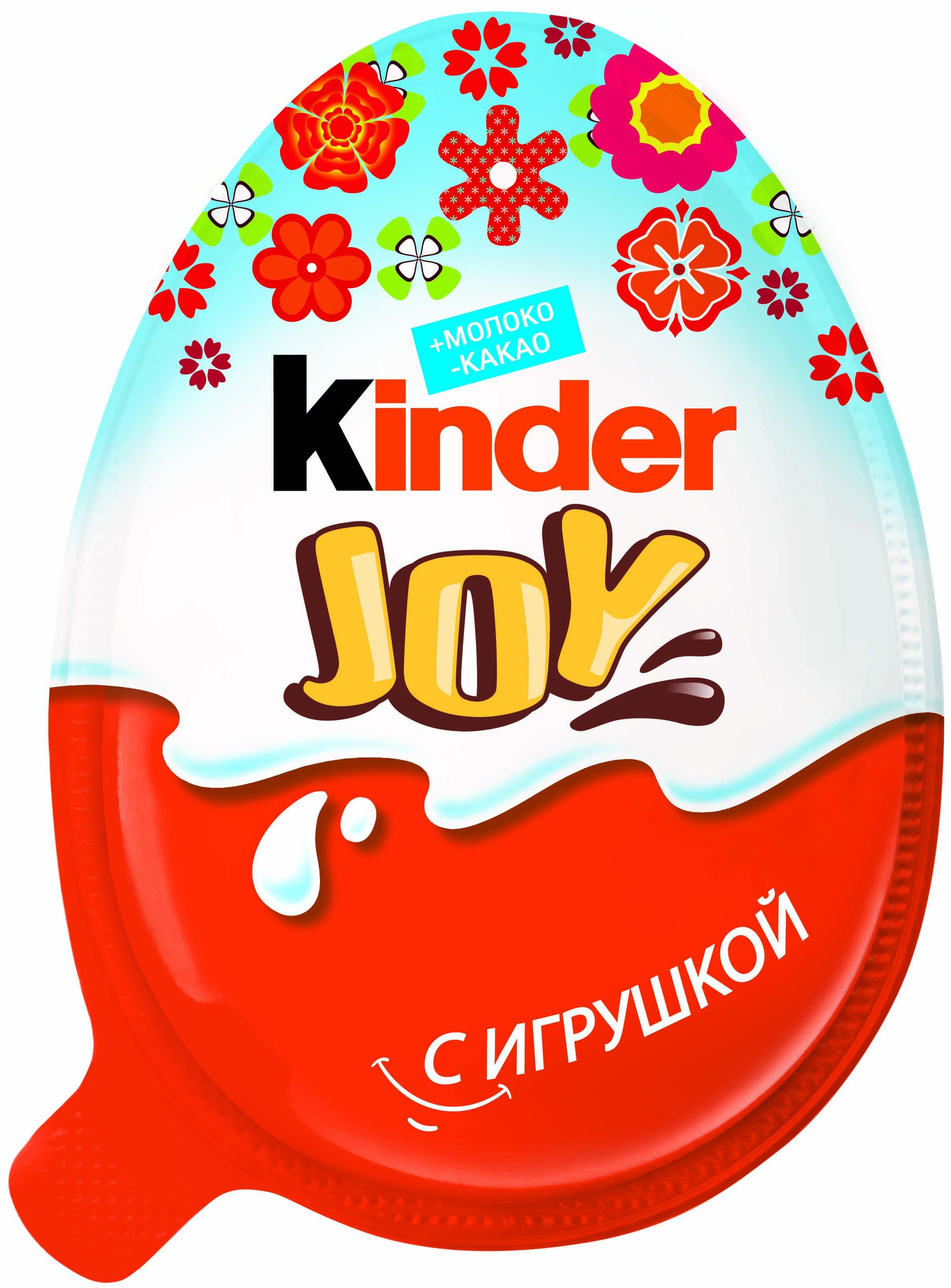 Десерты Kinder Joy Весна nutella паста ореховая с добавлением какао 3 кг