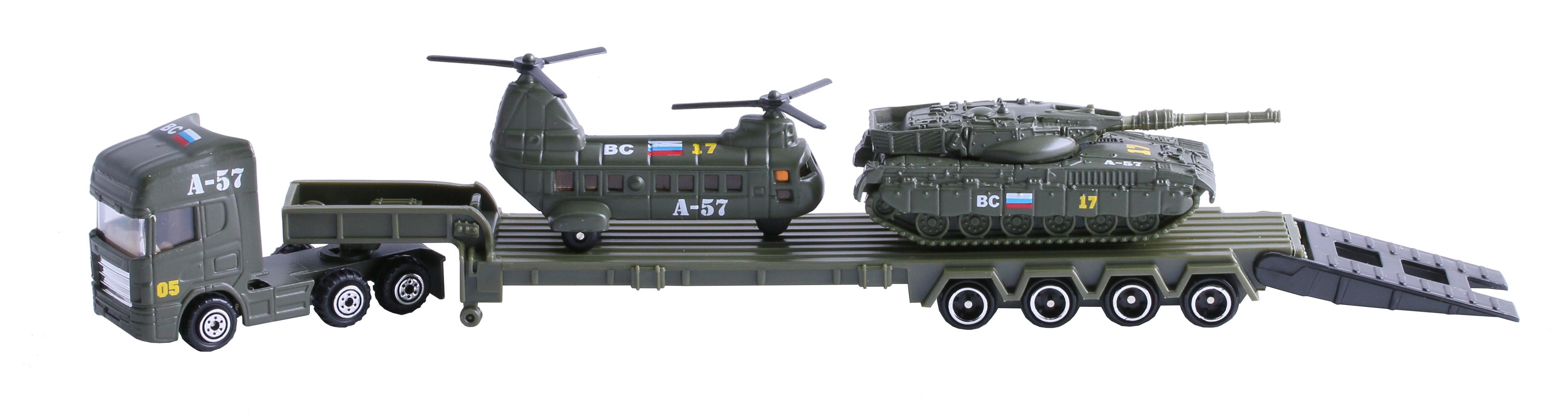 Танки и военная техника WinCars Автоперевозчик. Военная техника 1:70 военная техника технопарк зил будка военная 12 см x600 h09129 r