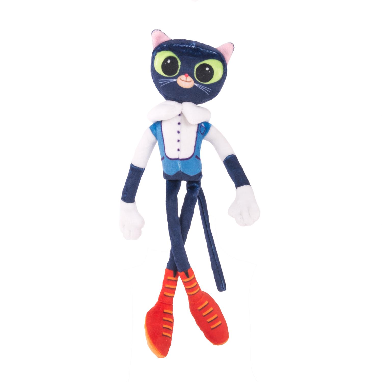 Фото - Мягкая игрушка Сказочный патруль Кот Ученый мягкая игрушка сказочный патруль дракоша 25 см