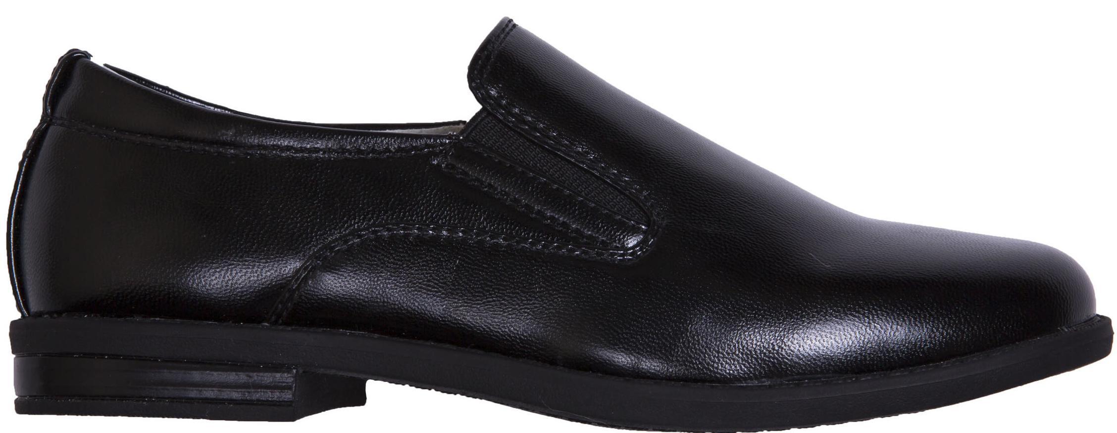 Ботинки и полуботинки Barkito Черные ботинки для мальчика reima черные