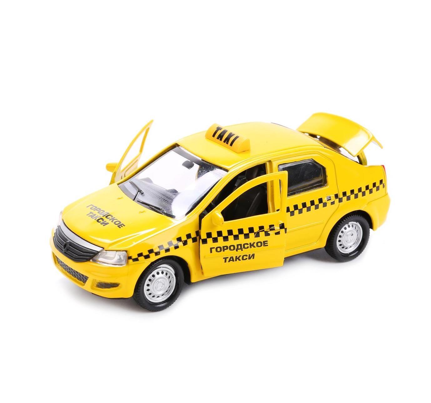 цена на Машинка Технопарк Renault Logan 222699