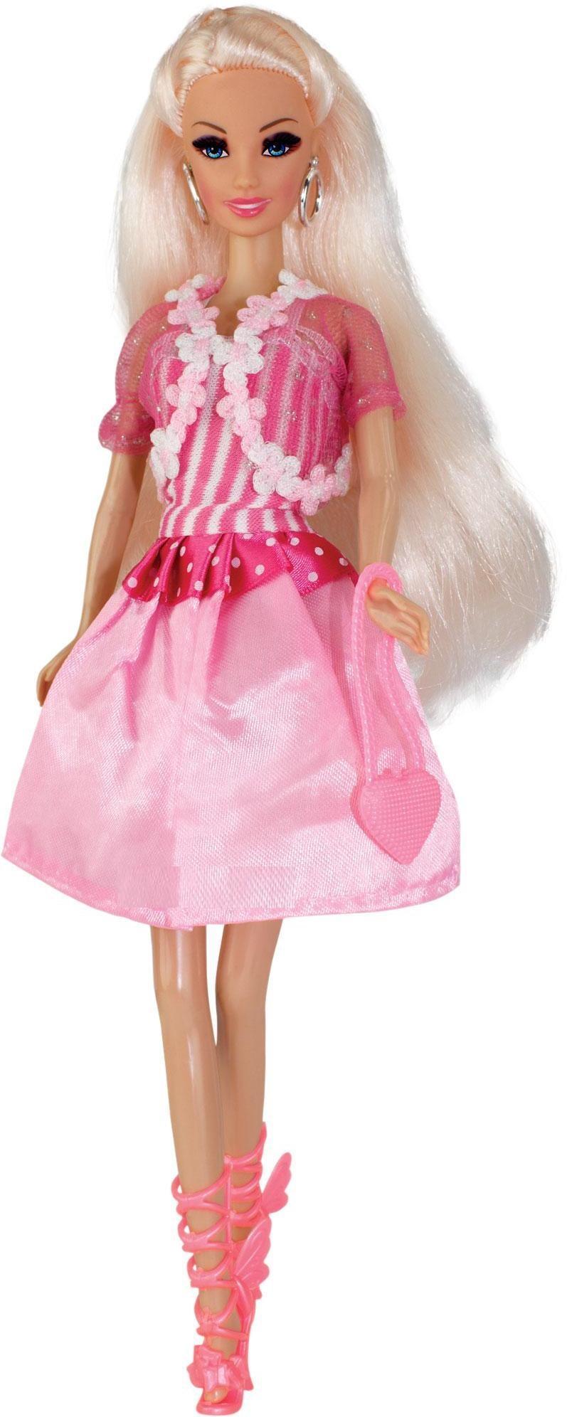 Кукла ToysLab Ася. Романтический стиль 35093 набор кукла ася джинсовая коллекция 28 см дизайн 1 toyslab ася