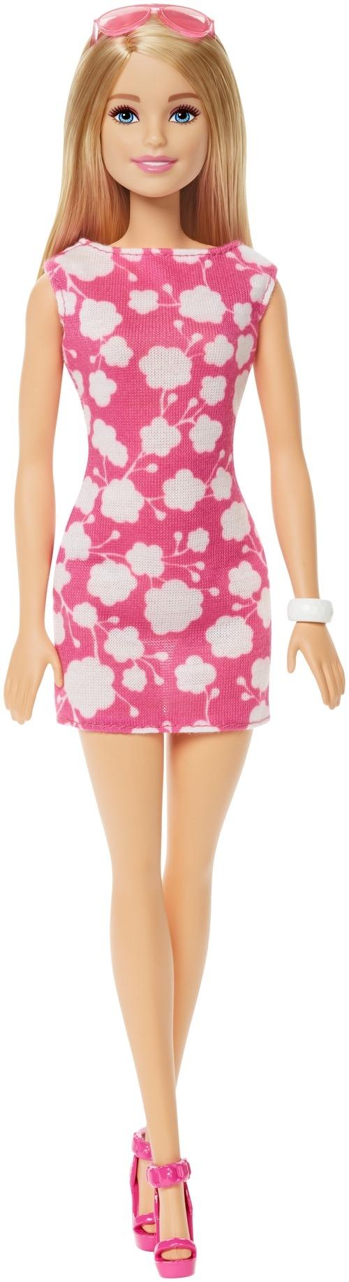 Barbie Barbie Кукла Barbie в модных плаьях в асс. кукла barbie 2014 principessa