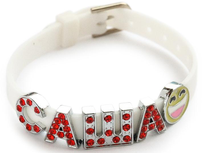 Украшения Принчипесса наборный yoursfs симпатичные браслеты для рыбной моды для женщин модный браслет из опалы модные классические хрустальные белые золотые украшения