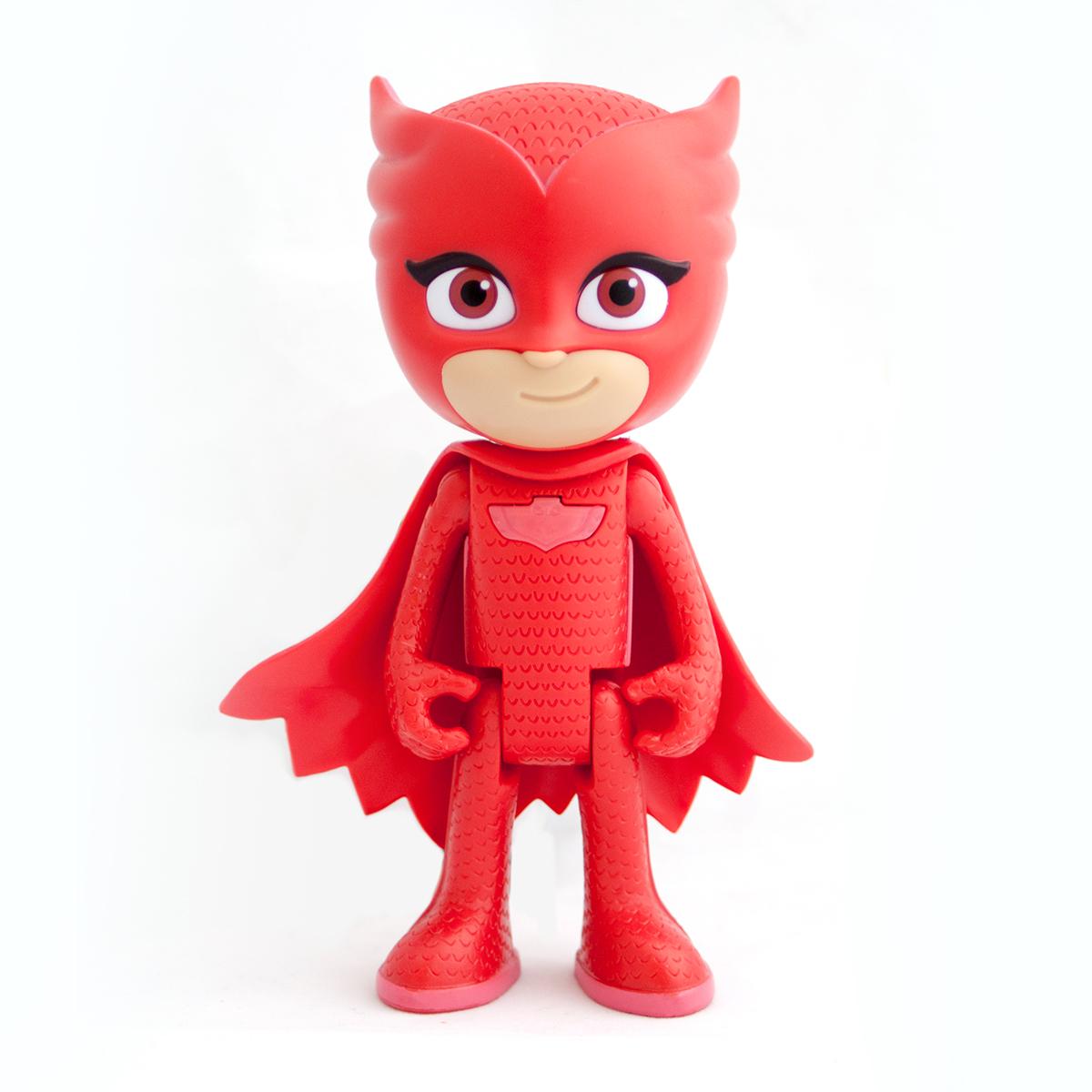Фигурка PJ Masks Алетт со звуком 15 см фигурка pj masks алетт 8 см