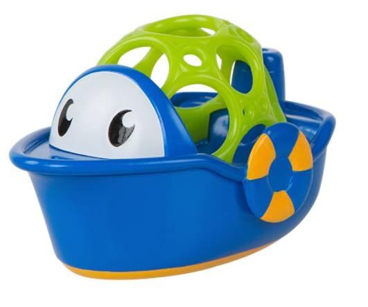 Игрушка для ванны Oball Лодочка