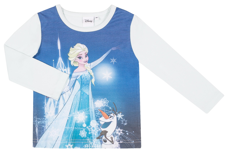 Купить Джемпер с длинным рукавом, Для девочки, Barkito, Индия, голубой, 100% хлопок, Женский