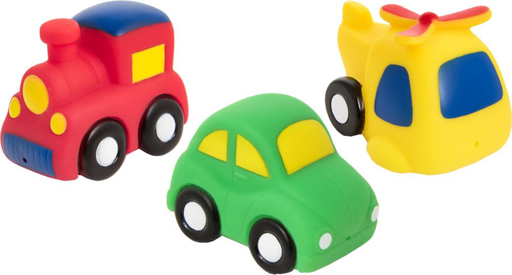 Игрушки для ванны Курносики Транспорт набор игрушек брызгалок для ванны курносики животные африки в ассортименте