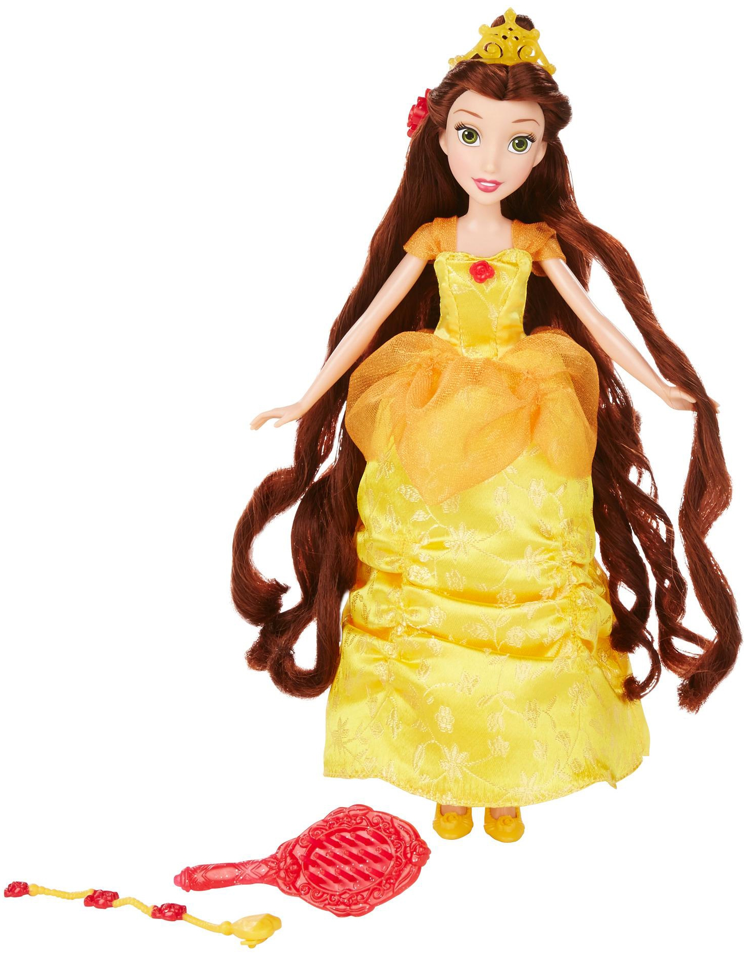 Disney Princess Disney Princess Принцесса с длинными локонами кукла disney princess принцесса mattel в ассортименте