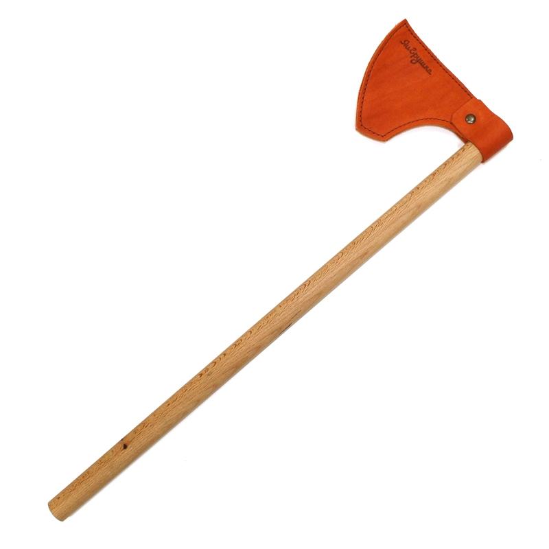 Другое оружие и боеприпасы ЯиГрушка Топор ЯиГрушка «Викинг» деревянный топор викинг производство кизляр