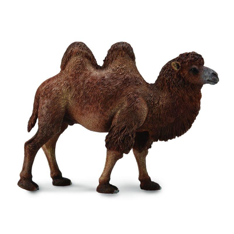 Фигурки животных Collecta Фигурка Collecta «Двугорбый верблюд» 12 см игровые фигурки gulliver collecta лев африканский l