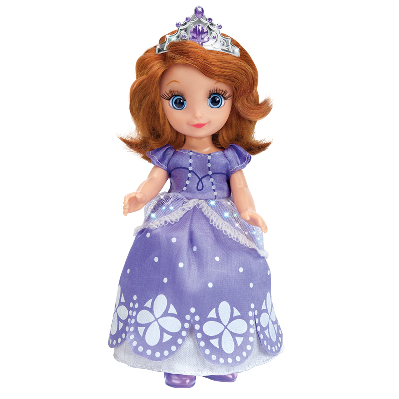 Другие куклы Карапуз Карапуз София карапуз кукла рапунцель со светящимся амулетом 37 см со звуком принцессы дисней карапуз