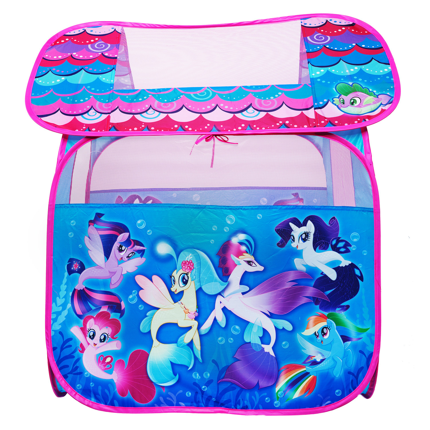 My Little Pony My Little Pony Палатка игровая My Little Pony 83x100x80 см цены