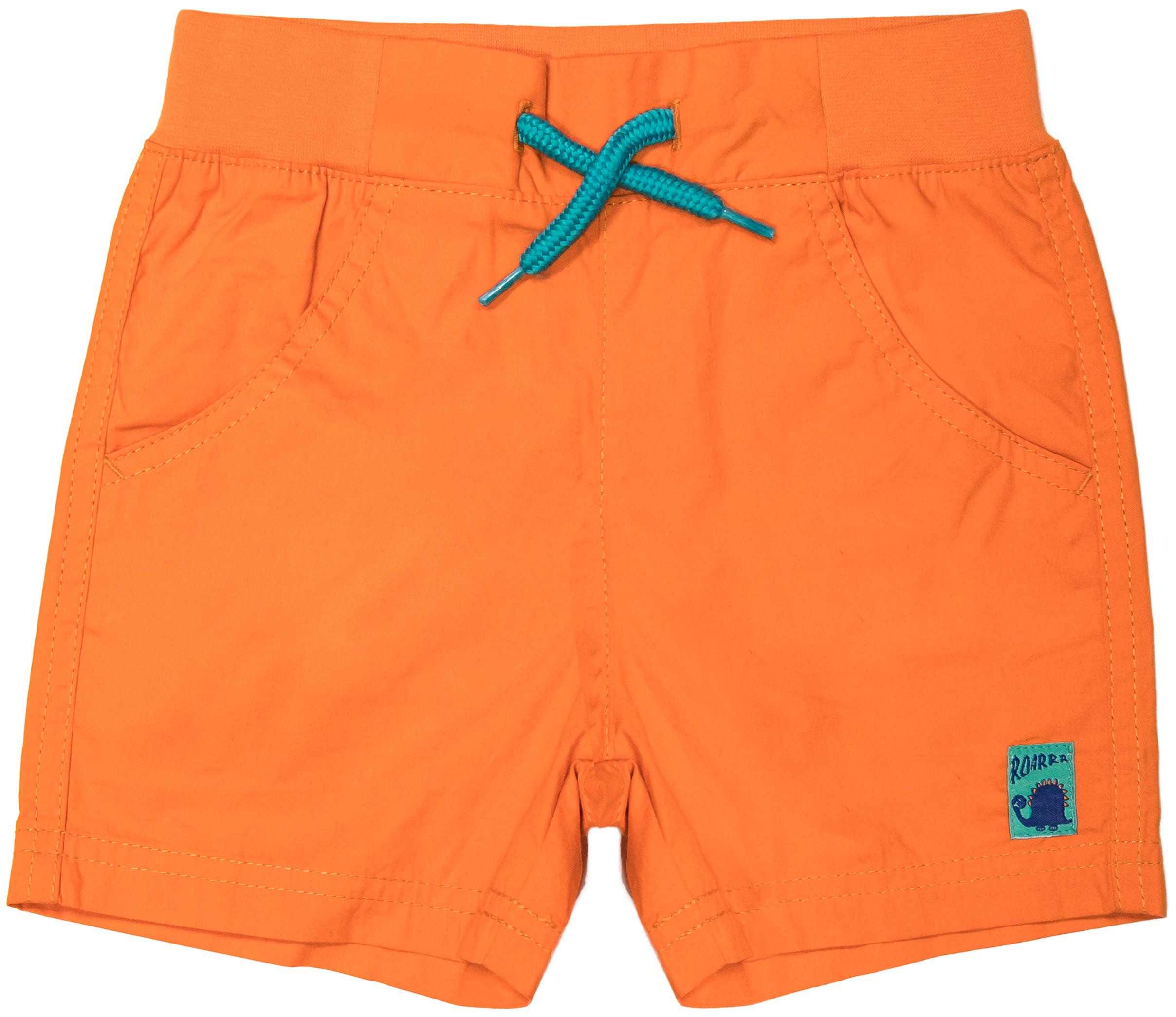 Шорты для мальчика Barkito Динозавр-супергерой 2 оранжевые шорты barkito шорты джинсовые для мальчика barkito супергерой голубые