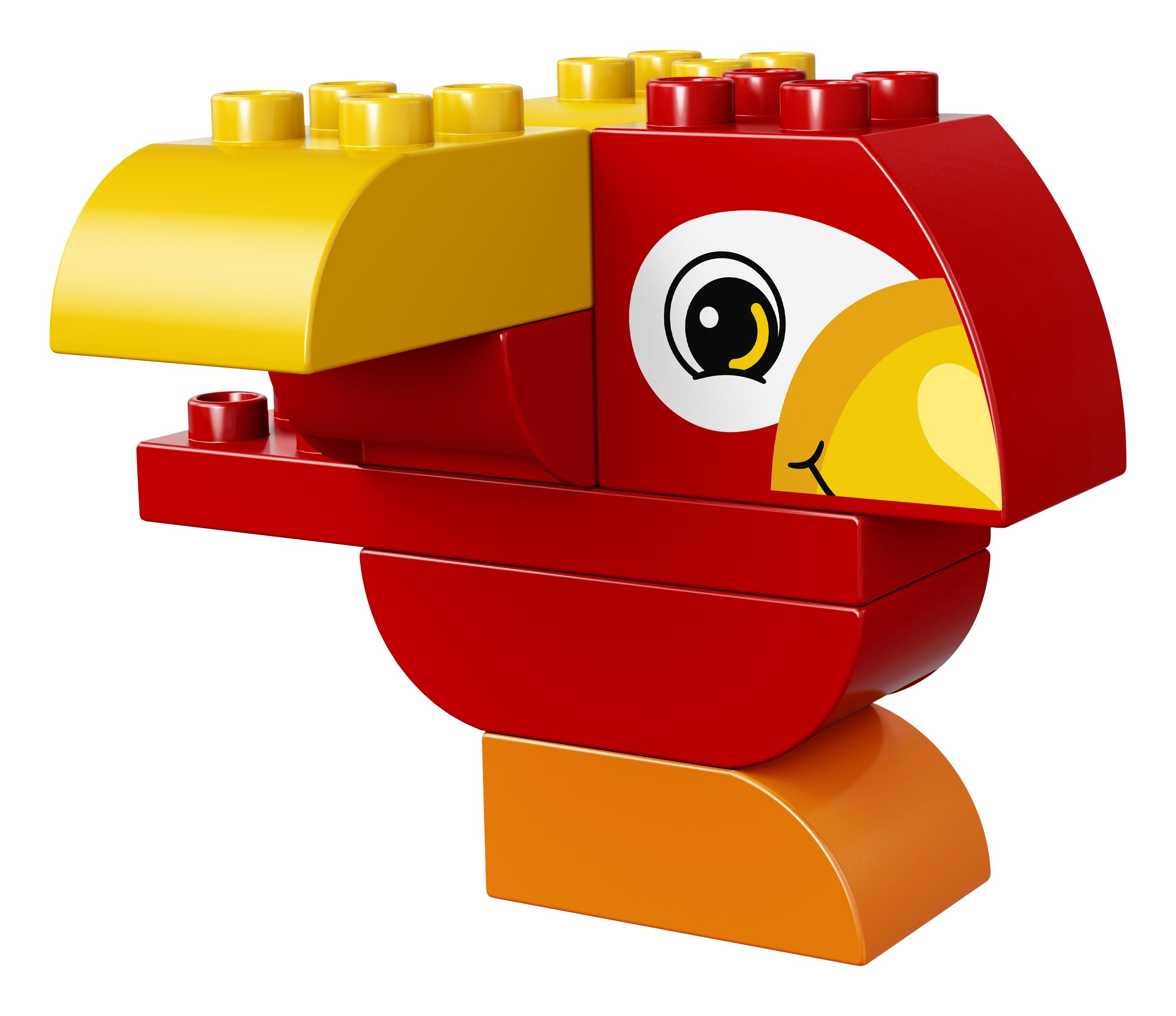 Конструктор LEGO Duplo My First 10852 Моя первая птичка lego duplo my first основные элементы lego® duplo®