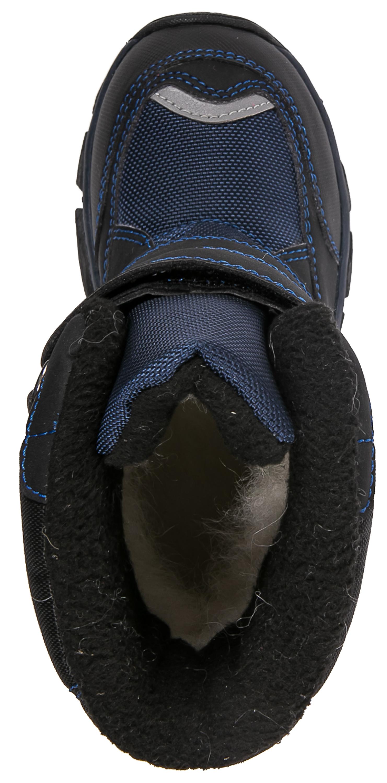 Ботинки для мальчиков Barkito синие