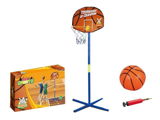 Игровой набор 1toy Баскетбол