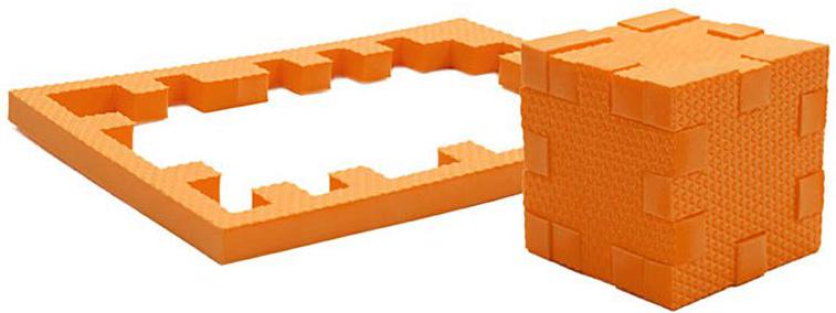 Пазлы Pic&Mix Развивающий пазл-конструктор Pic&Mix «Янтарь» пазлы pic nmix мой дом