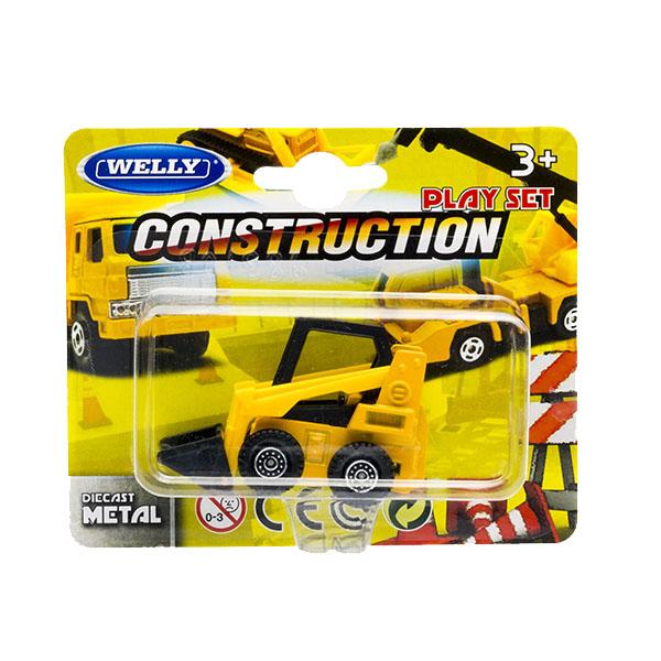 Строительная техника Welly Строительная техника 98310 е в королев жидкостекольные строительные материалы специального назначения