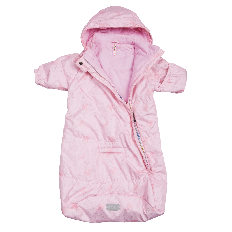 Конверты и спальные мешки BARQUITO Спальный мешок для девочки Barquito розовый цена 2017