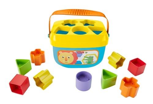 Сортеры Fisher Price Сортер Fisher Price «Первые кубики малыша» fisher price кубики блоки паровозики