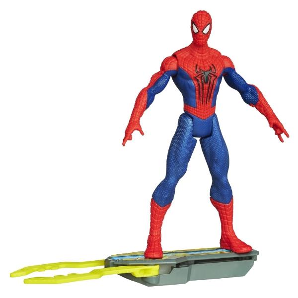 Spider Man Spider-man Фигурка Hasbro «Человек-Паук» 9,5 см в асс. фигурки игрушки schleich человек паук