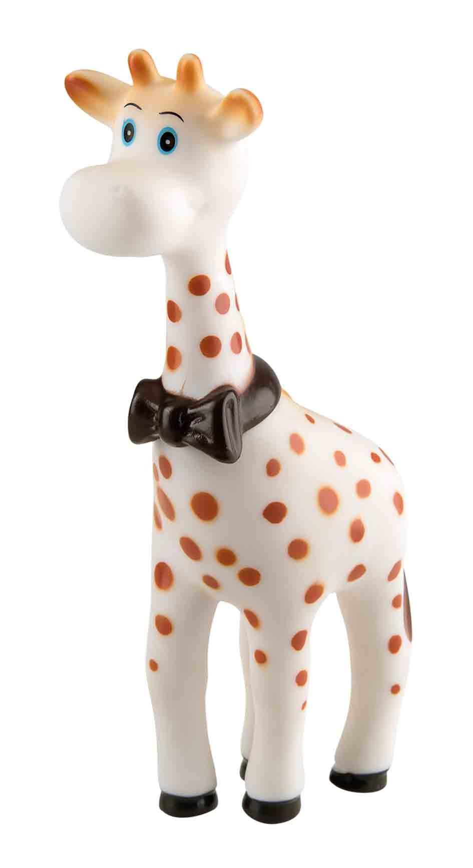 Игрушка для ванны Курносики Жирафик игрушка для ванны курносики куколка аленка