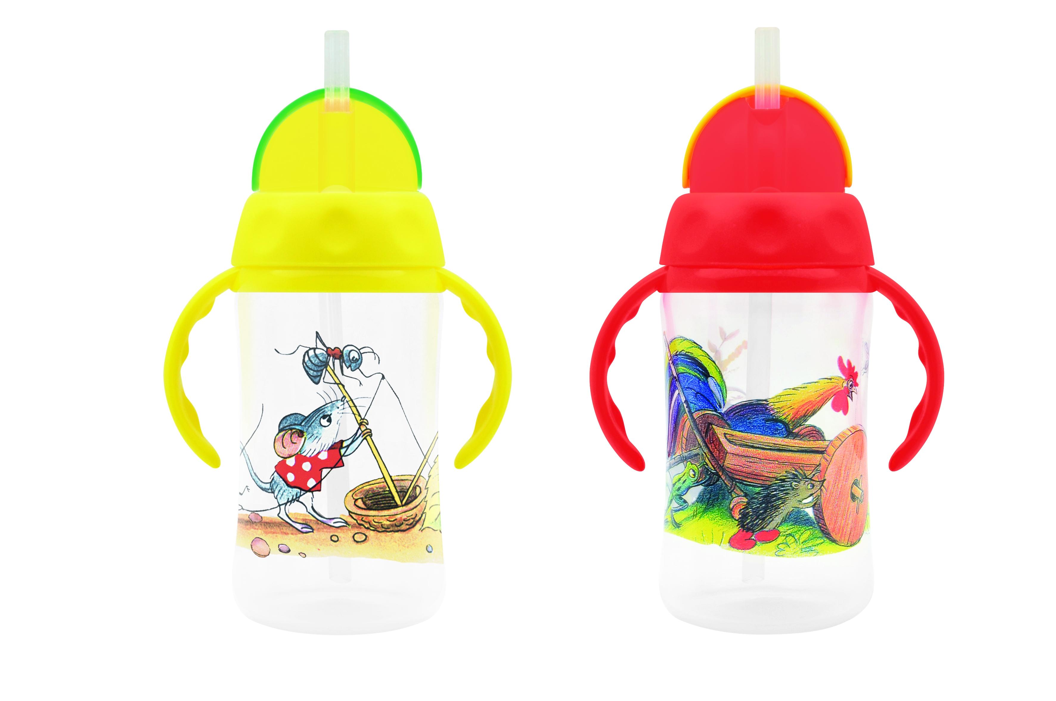 Поильники для малышей LUBBY Сказки В.Сутеева поильники miniland термопоильник с трубочкой thermokid