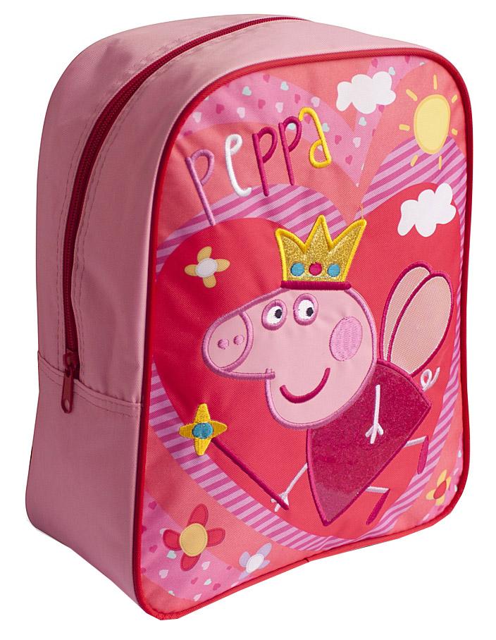 Рюкзак Peppa Pig Свинка Пеппа Королева peppa pig свинка пеппа водная раскраска зеленая