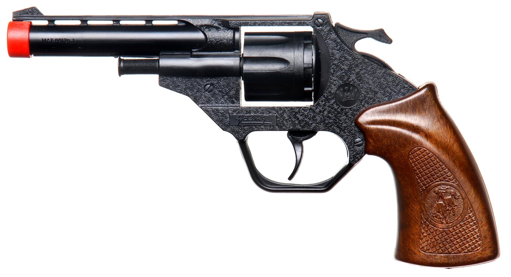 Пистолеты и ружья Edison Giocattoli Susy Western пистолет edison giocattoli long boy western