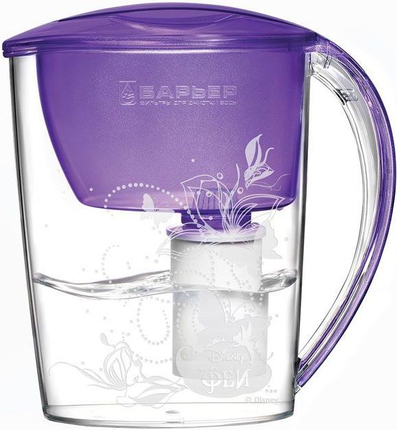 Фильтры для воды Барьер Фильтр для воды Барьер «Феи» 2,5 л фильтр кувшин для очистки воды барьер стайл цвет жемчужно алый