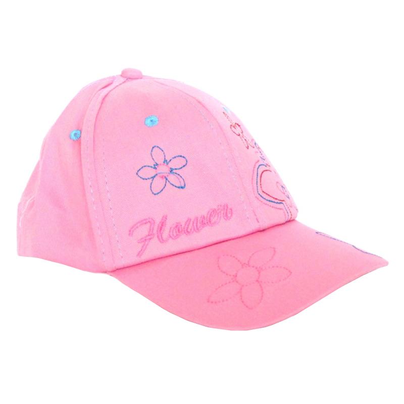 Головные уборы Принчипесса Кепка для девочки Принчипесса розовая цена