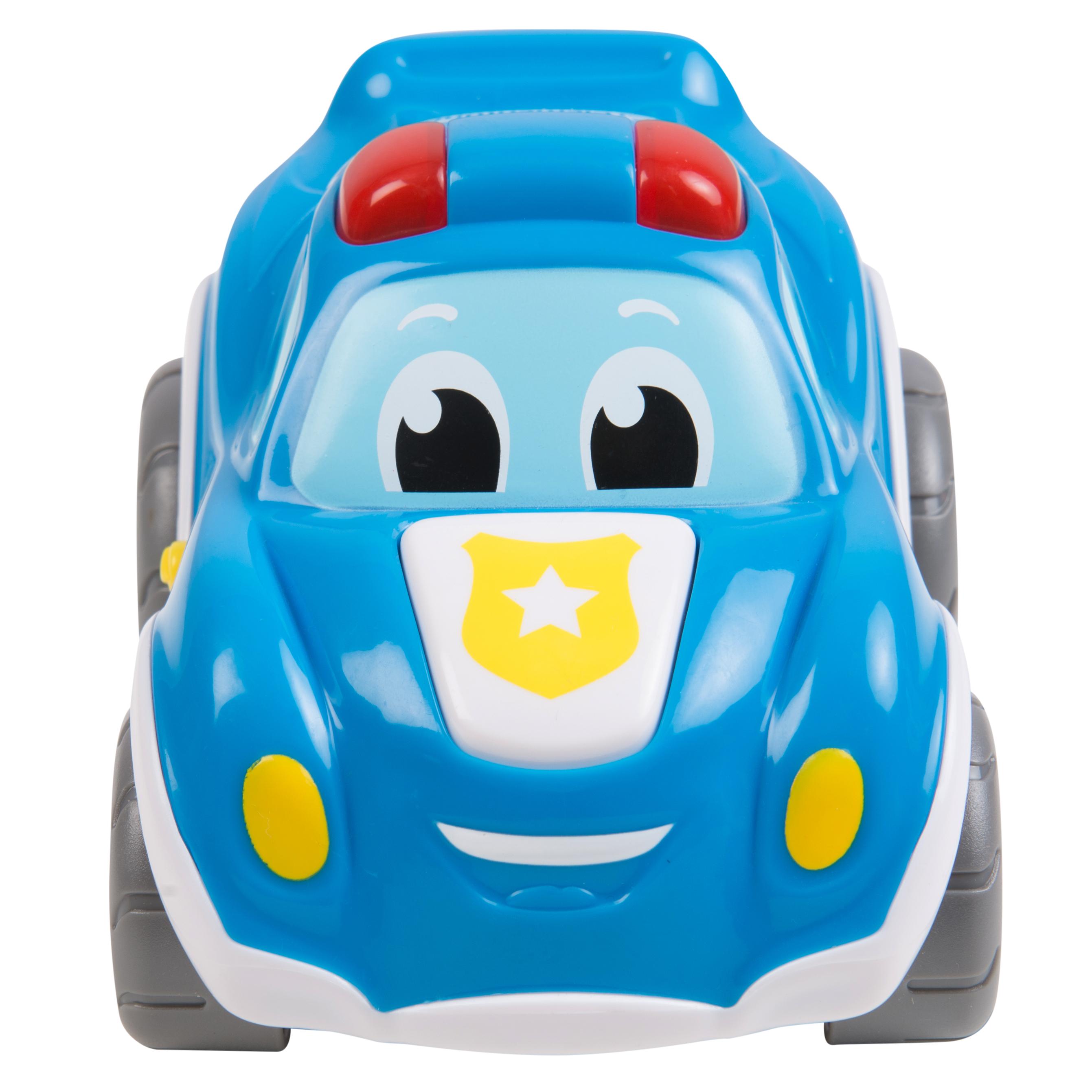 Инерционная игрушка Clementoni «Полицейская машина» инерционная игрушка clementoni полицейская машина
