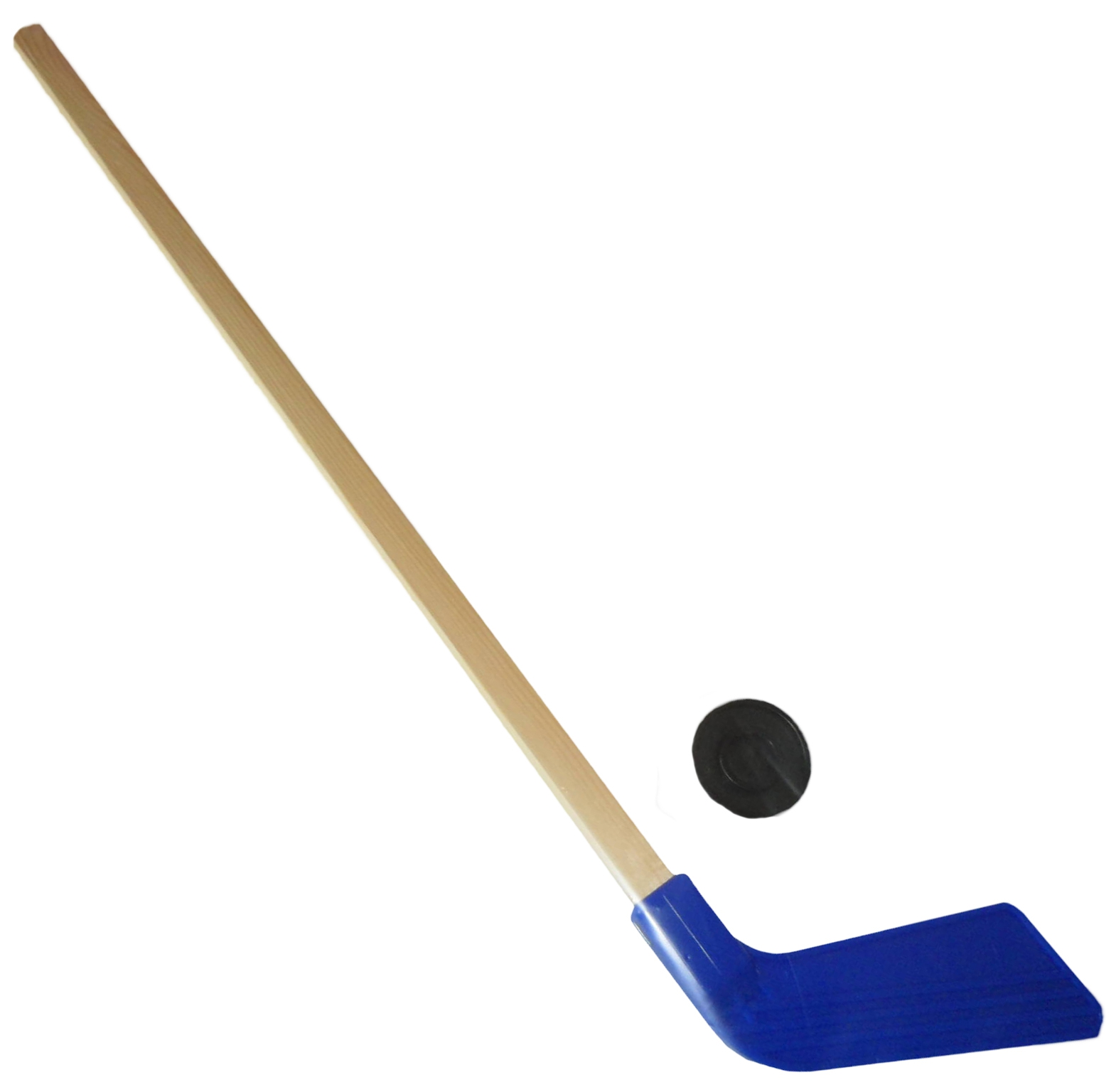 Клюшка хоккейная с шайбой