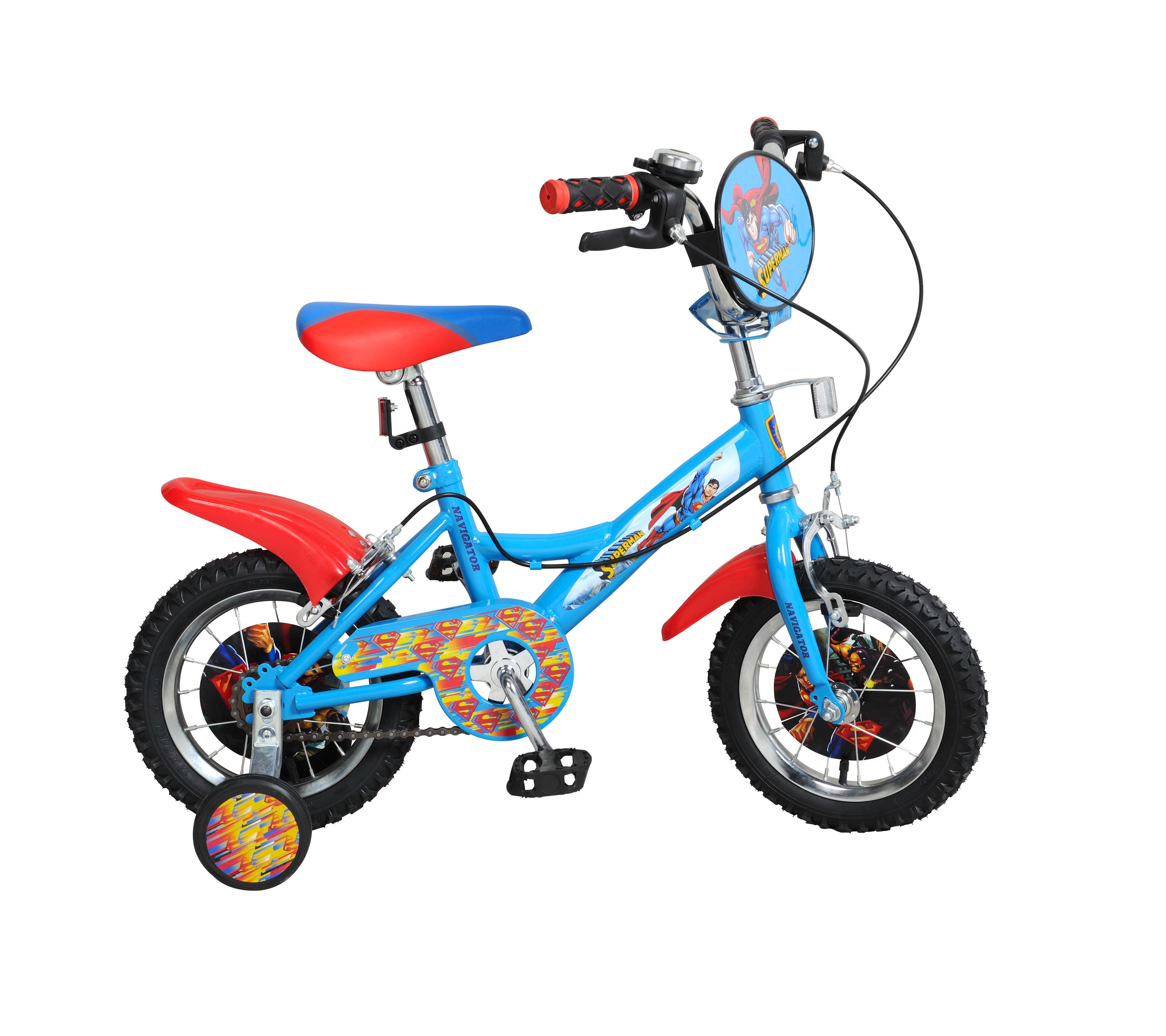 Велосипеды двухколесные Navigator Superman (ВН12100)