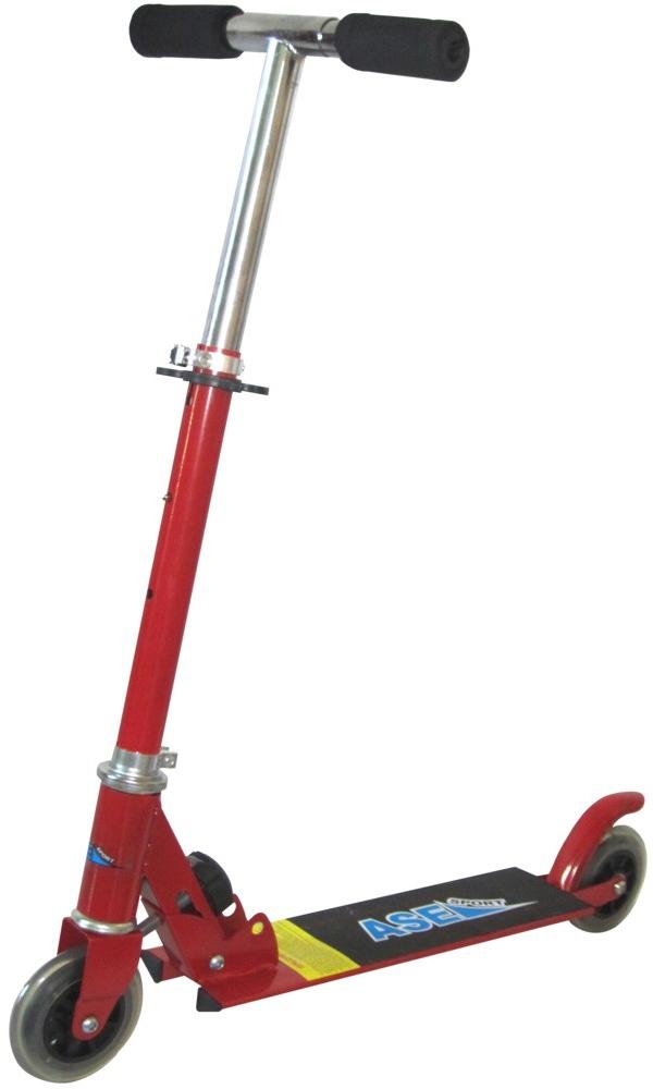 Самокат ASE-SPORT металлический колеса для самоката 100