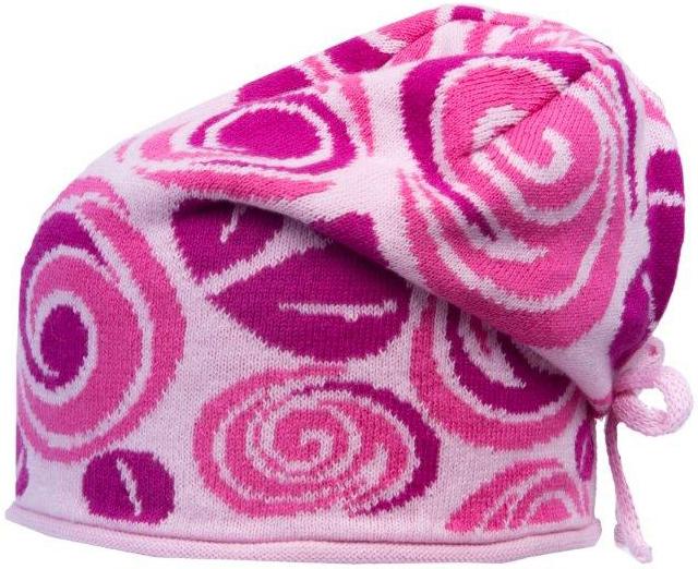 Купить Головные уборы, Шапка для девочки Barkito, светло-розовая, Россия, светло-розовый, Женский